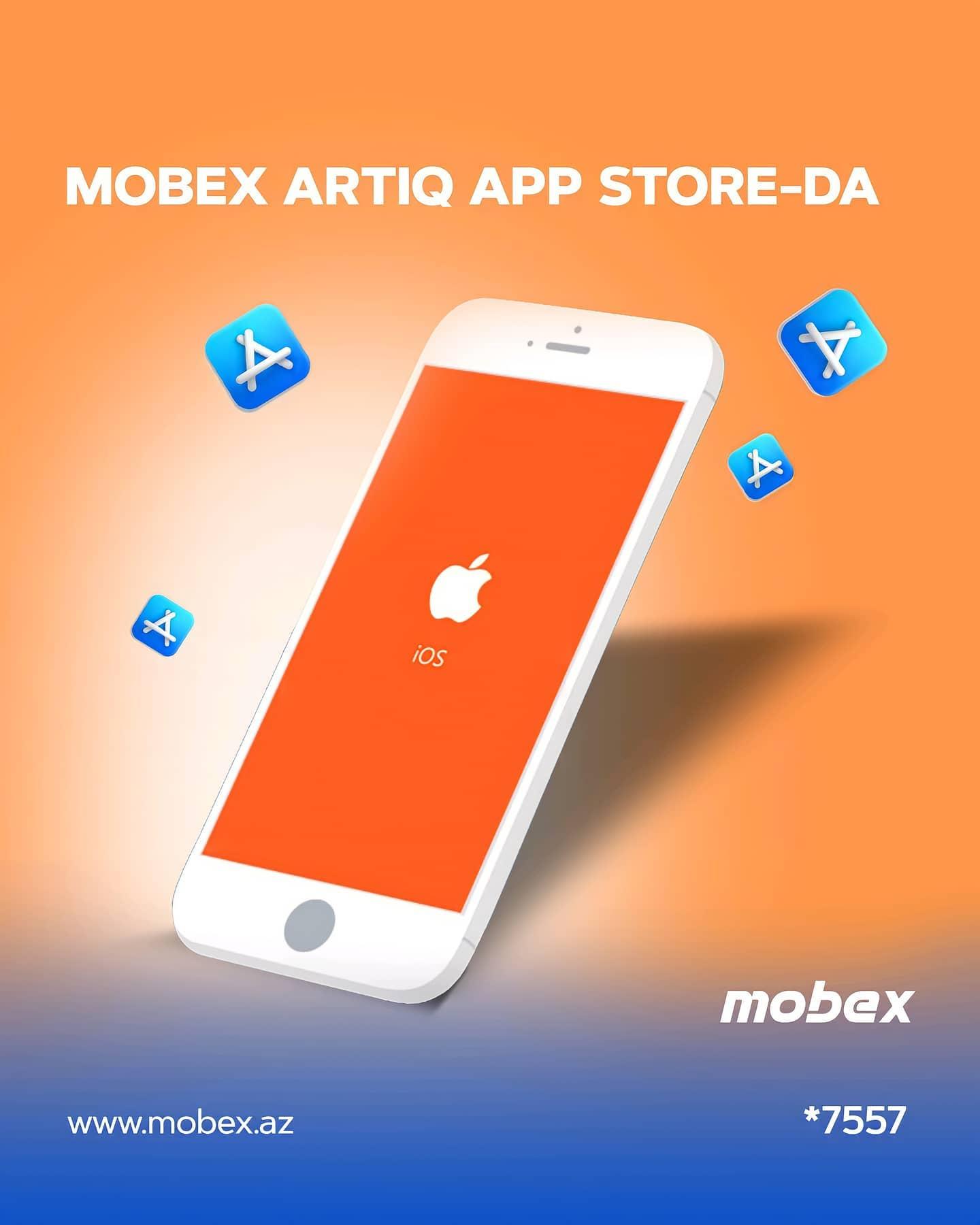 MOBEX ARTIQ APP STORE-DA